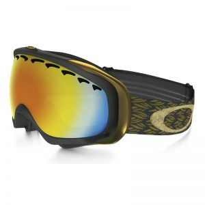 Crowbar Engine Room Snow Goggle 1SIZE, Mimic Knit Burnished/Fire