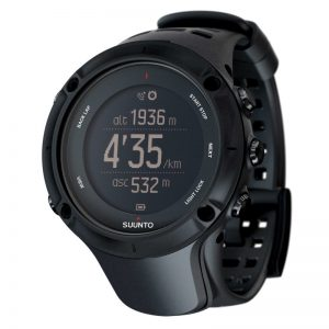 Ambit3 Peak (HR) One Size, Black