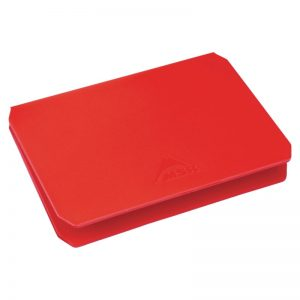 Alpine Deluxe Cutting Board OneSize, Red