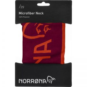 /29 Microfiber Neck OneSize, Hot Chili