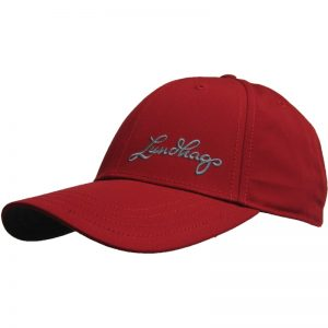 Base Cap OneSize, Red