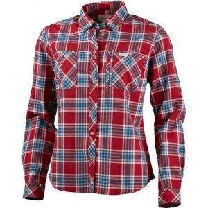 Jaksa Ls Ws Shirt S, Red