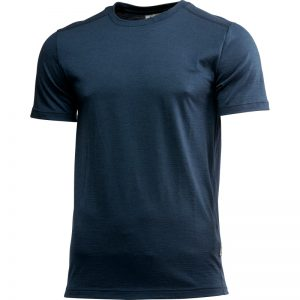 Merino Light Tee S, Eclipse Blue