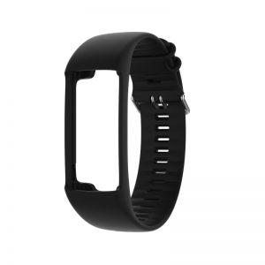 Changeable A370 Wristband M/L, Black