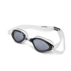 2XU Rival Goggle-Smoke- U Black/Clear