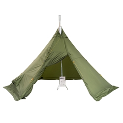 Helsport Pasvik 10-12 Outertent Incl. Pole