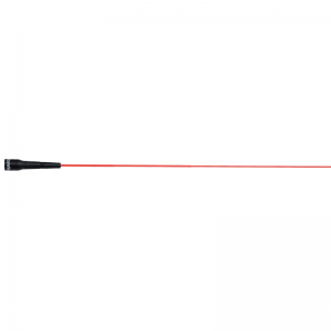 1/4 Wave Antenna Memory Red 155 MHz