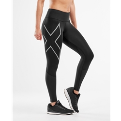 2Xu Mid-Rise Dash Compression Tights Women