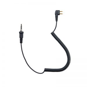 Adapter Cable Peltor 2 Pin 3,5 mm 4-pol