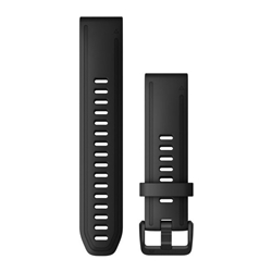 Garmin Quickfit 20Mm-Klockarmband Black