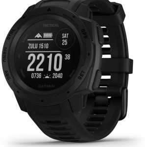Garmin Instinct® – Tactical Edition Svart