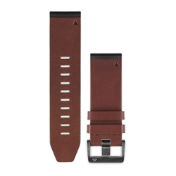 Garmin Quickfit 26Mm-Klockarmband Brown Leather