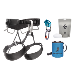 Black Diamond Momentum 4S Harness Package
