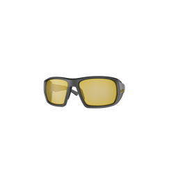 Bliz Peak Matt Black, Brown Polarized With Gold Mirror
