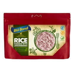 Blå Band Rice Pudding With Lingonberries