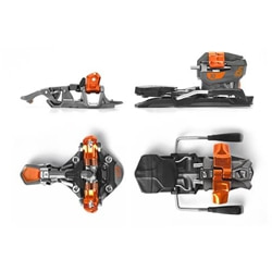 g3 Ion 10 Binding W/Brakes 115 Mm With Boot Stop -16