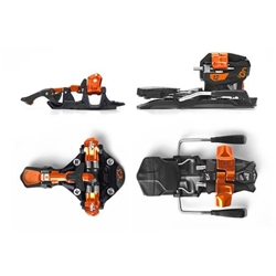 g3 Ion 12 Binding W/Brakes 115 Mm With Boot Stop -16